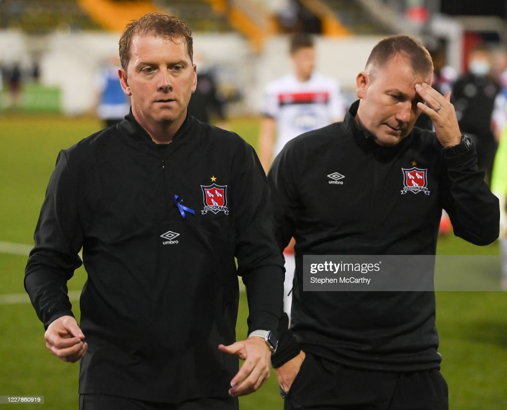Dundalk v St Patrick's Athletic - SSE Airtricity League Premier Division : News Photo