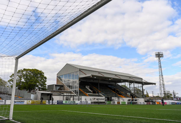 IRL: Dundalk v Sligo Rovers - SSE Airtricity League Premier Division