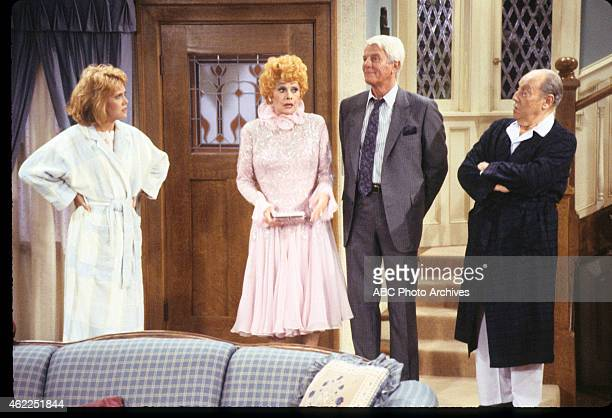 LUCY Love Among the Two by Fours Airdate October 4 1986 L