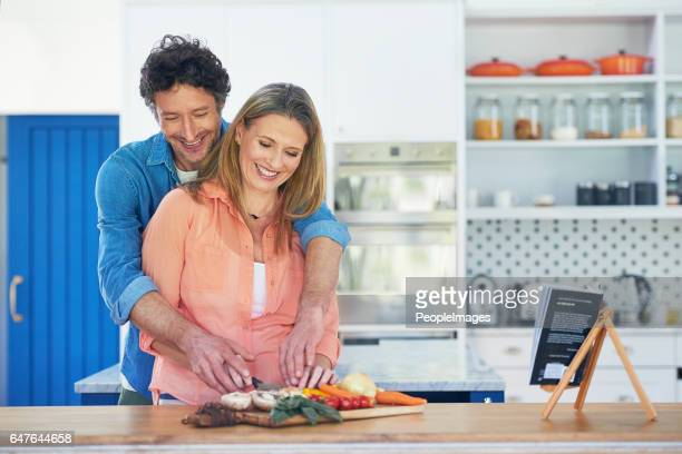 Love and food - life's most basic necessities