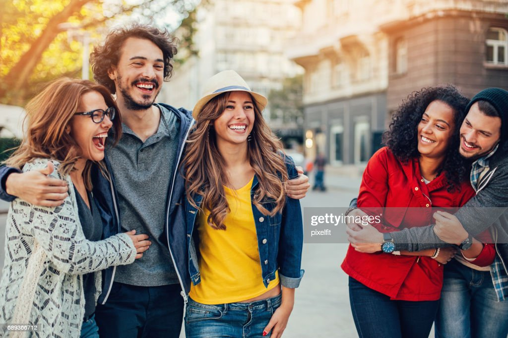 Love and friendship : Stock Photo