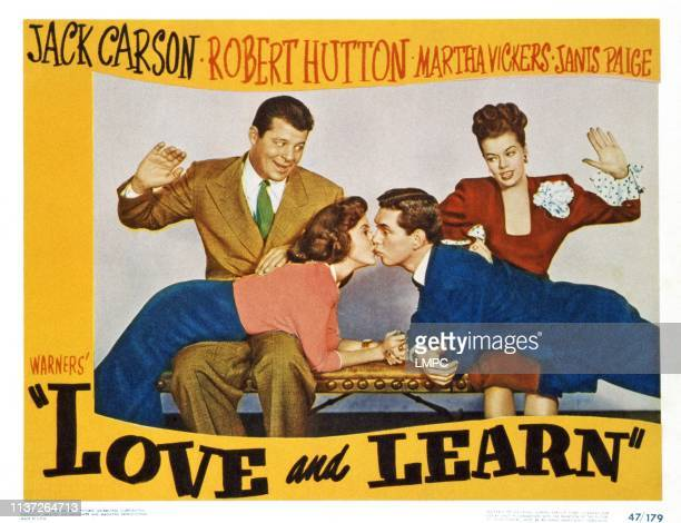 Jack Carson Martha Vickers Robert Hutton Janis Paige 1947