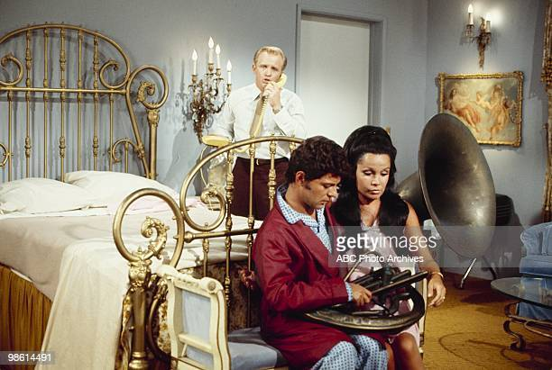 STYLE Love and the Accidental passion/Love and the Black Limousine/Love and the Eskimo's Wife/Love and the Tuba Airdate December 3 1971 GARY