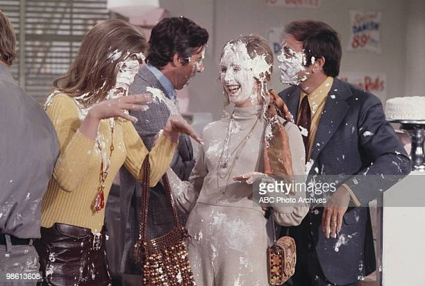 """Love and the Baker's Half Dozen"""" - Airdate February 12, 1971. LARAINE STEPHENS;DICK PATTERSON;SUSAN HOWARD;JOEY FORMAN"""