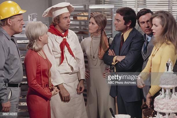 "Love and the Baker's Half Dozen"" - Airdate February 12, 1971. RICHARD X. SLATTERY;SUSAN OLIVER;ALAN SUES;SUSAN HOWARD;JOEY FORMAN;DICK..."