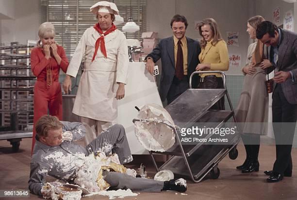 "Love and the Baker's Half Dozen"" - Airdate February 12, 1971. SUSAN OLIVER;RICHARD X. SLATTERY;ALAN SUES;JOEY FORMAN;LARAINE STEPHENS;SUSAN..."