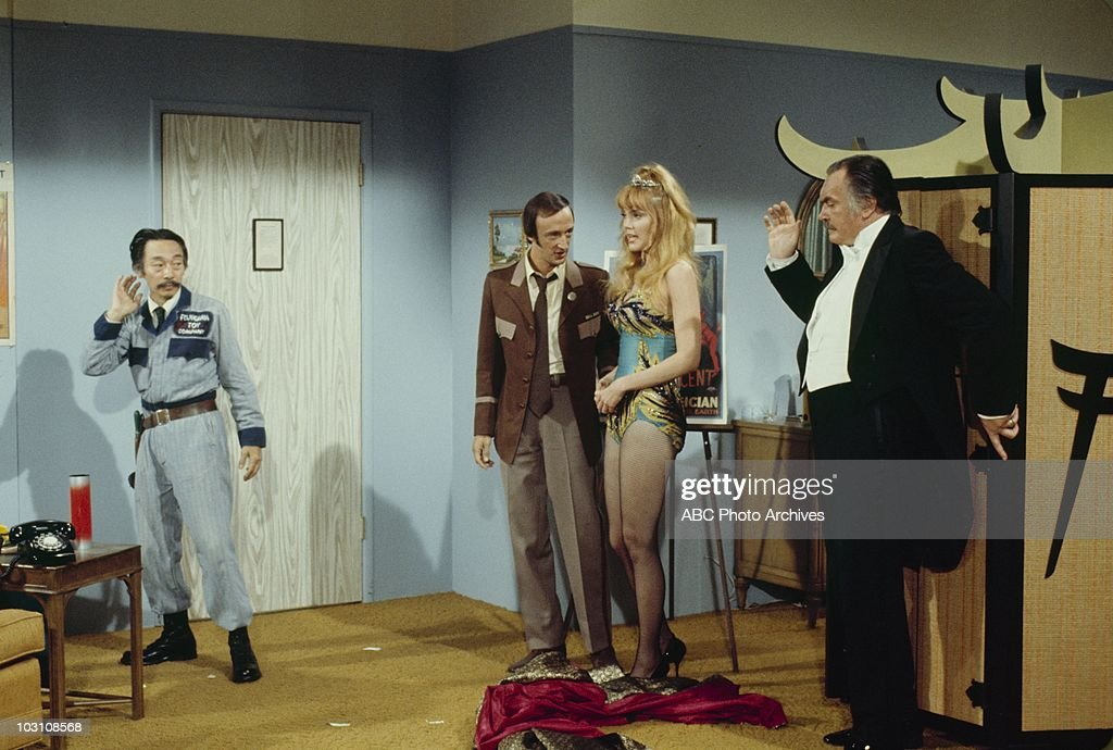 JERRY FUJIKAWA;DANNY WELLS;PAMELA RODGERS;JOHN MYHERS : News Photo