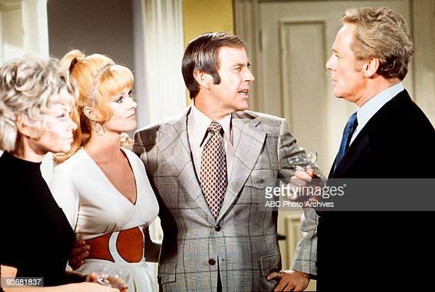 STYLE Love and the House Bachelor Season Three 12/17/91 Sue Ane Langdon Kathy Kersh Paul Lynde and Van Johnson in the Love and the House Bachelor...