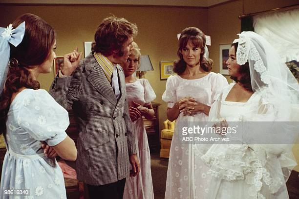 STYLE Love and the Married Bachelor/Love and the Sweet Sixteen/Love and the Vacation/Love and the WellGroomed Bride Airdate November 5 1971 GEORGE