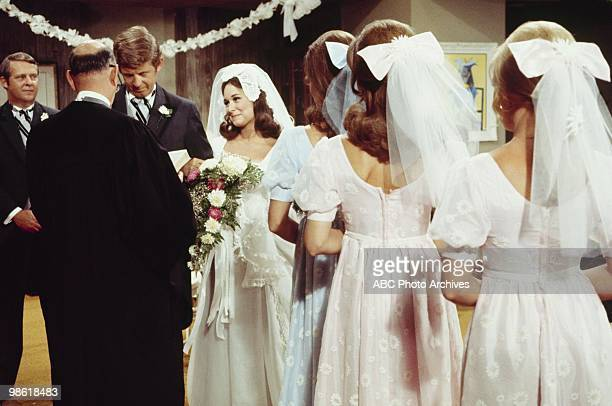 STYLE Love and the Married Bachelor/Love and the Sweet Sixteen/Love and the Vacation/Love and the WellGroomed Bride Airdate November 5 1971 MILTON