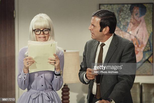 STYLE Love and the Nervous Executive Airdate on January 30 1970 CAROL