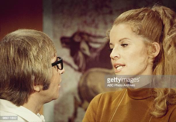 "Love and the Nurse"" - Airdate October 2, 1970. ARTE JOHNSON;JULIE SOMMARS"