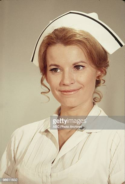 """Love and the Nurse"""" - Airdate October 2, 1970. JULIE SOMMARS"""