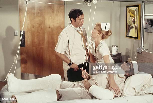 "Love and the Nurse"" - Airdate October 2, 1970. KIP KING;JULIE SOMMARS;ARTE JOHNSON"