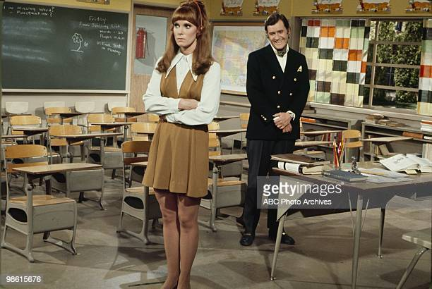 STYLE Love and the Teacher Airdate on February 13 1970 BRIDGET