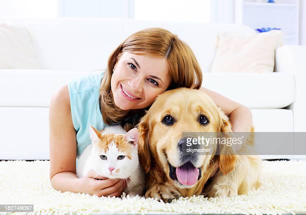 Amour des animaux.