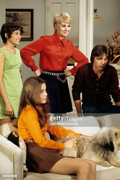 FAMILY 'Love at First Slight' 10/30/70 Claire Wilcox Susan Dey Shirley Jones David Cassidy