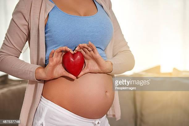 Love begins before birth