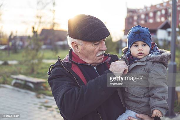 Love between two generations