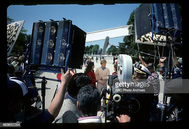 BOAT Love Boat in Paris Airdate November 24 1984 PRODUCTION OF ANA ALICIA AND