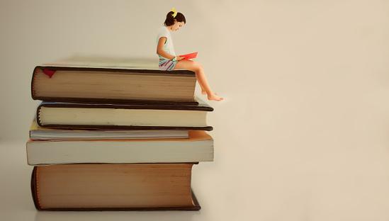 I love book - gettyimageskorea