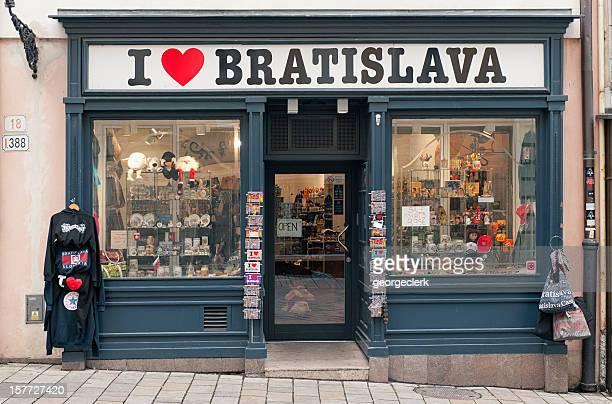 Me encanta Bratislava Souvenier Shop