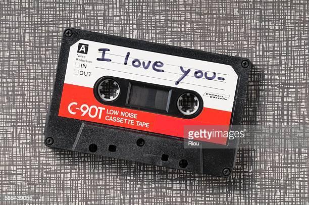 love, cassette tape