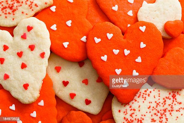 Cookies amour fond