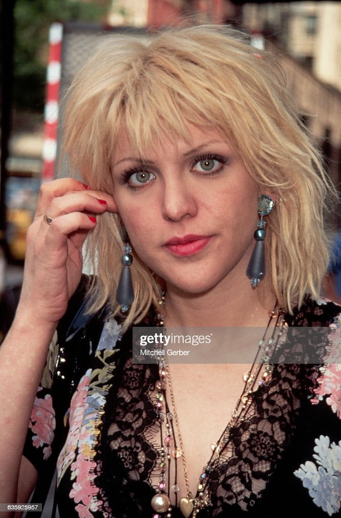 Courtney Love : News Photo