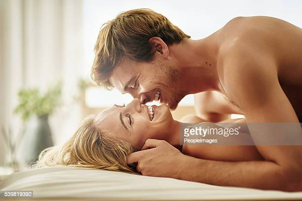 Love enhances sexual intimacy