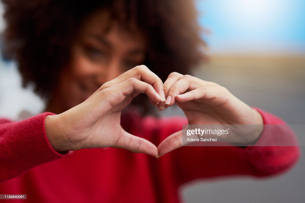 Love everything : Stock Photo