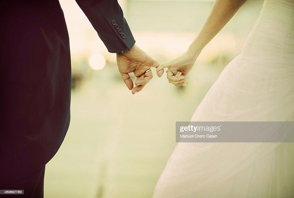 Love Fingers : Stock Photo