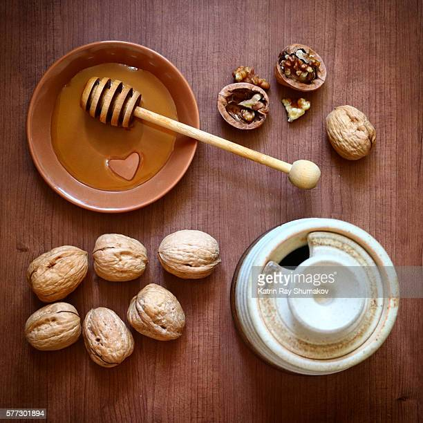 Love for Honey and Walnuts