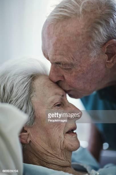Love has no wrinkles