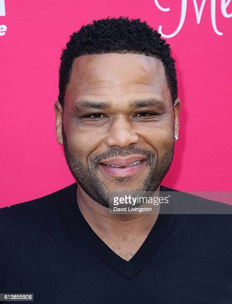 Actor Anthony Anderson attends the premiere of Amazon Studios' An American Girl Story Melody 1963 Love Has to Win at Pacific Theatres at The Grove on...