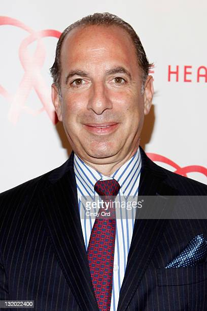 Love Heals Chairman of the Board Robert Tucker attends Love Heals The Alison Gertz Foundation For AIDS Education 20th Anniversary gala at the Four...