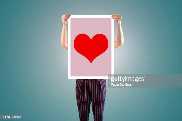 love & health - february stock pictures, royalty-free photos & images
