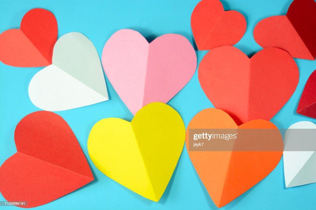Love hearts : Stock Photo