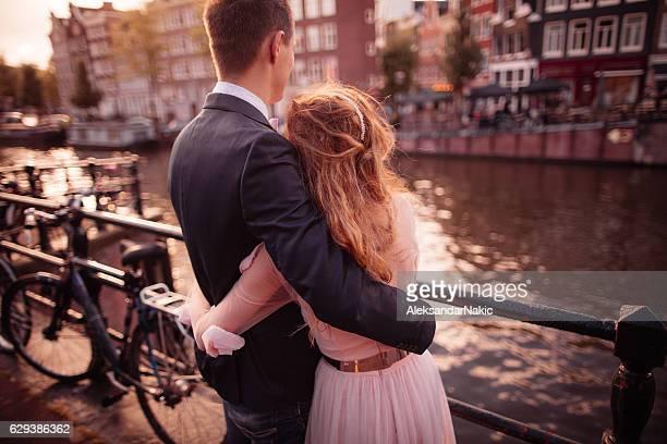 Liebe in Amsterdam