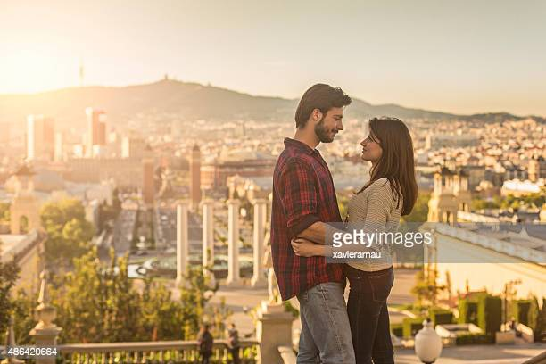 Love in Barcelona