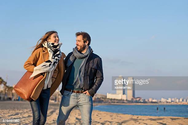 Liebe in die Strand