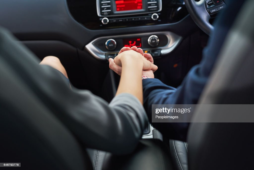 Love is a journey best traveled together : Stock Photo