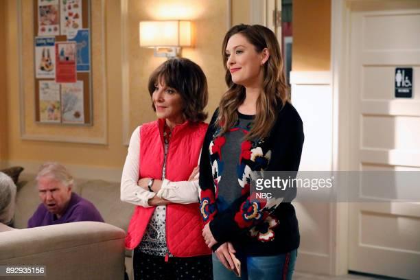 NEWS 'Love Is Dead' Episode 209 Pictured Andrea Martin as Carol Briga Heelan as Katie