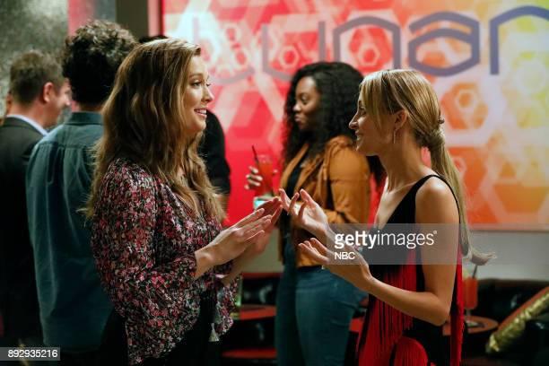NEWS 'Love Is Dead' Episode 209 Pictured Briga Heelan as Katie Nicole Richie as Portia
