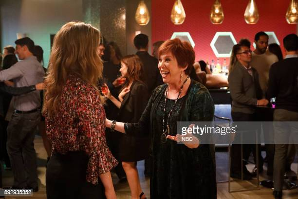 NEWS 'Love Is Dead' Episode 209 Pictured Briga Heelan as Katie Vicki Lawrence as Angie
