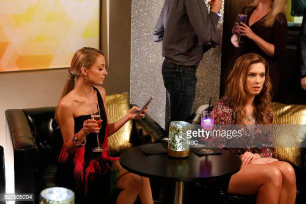 NEWS 'Love Is Dead' Episode 209 Pictured Nicole Richie as Portia Briga Heelan as Katie