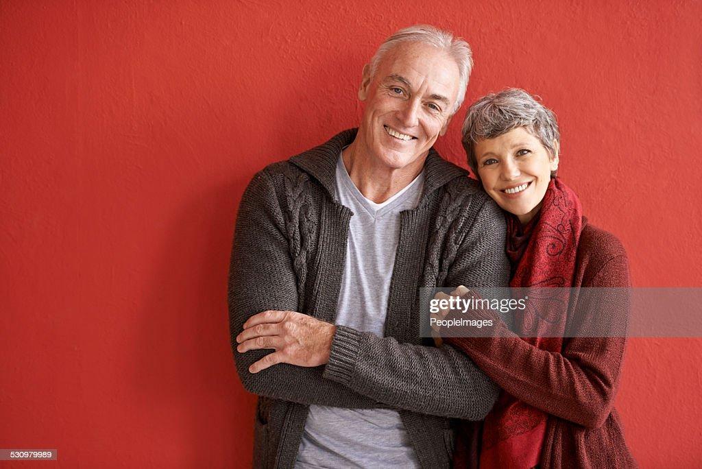 Love is longevity : Stock Photo