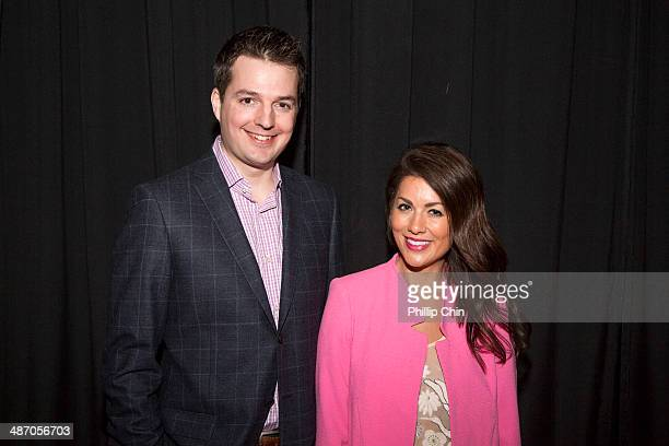 Love it or list it Vancouver tv show host Jillian Harris and Todd Talbot attend the Canadian TIre Home Auto and Outdoor Show at the Vancouver...