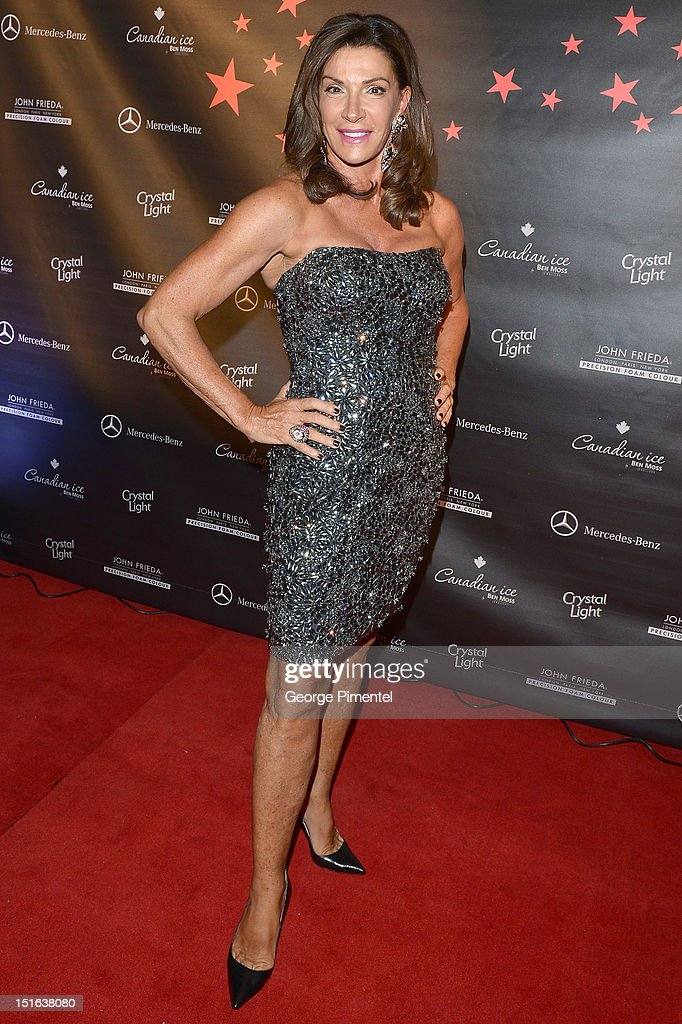 Rising Stars: Walk The Red Carpet Hello! Hollywood Party ... Hilary Farr
