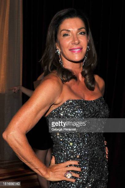 Love it or List It's Hilary Farr attends Rising Stars: Walk The Red Carpet Hello! Hollywood Party during the 2012 Toronto International Film Festival...